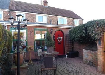 Thumbnail 2 bed cottage for sale in Off Rookery Road, Healing, Grimsby