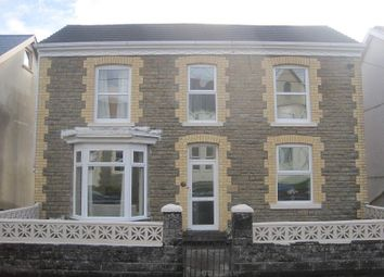 Thumbnail 3 bedroom detached house for sale in Clare Road, Ystalyfera, Swansea.