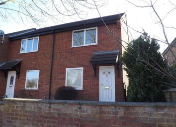 Thumbnail 2 bed end terrace house to rent in Sycamore Close, Ipswich