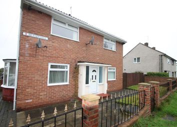 Thumbnail 3 bed semi-detached house to rent in Brandywell, Gateshead