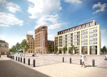 Thumbnail 1 bed flat for sale in Station Road, Cambridge