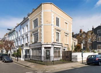 Thumbnail End terrace house for sale in Courtnell Street, London