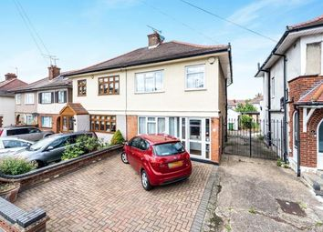Thumbnail 3 bedroom semi-detached house for sale in Collier Row, Romford, Havering