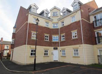 Thumbnail 3 bed flat to rent in Louise House, Sunderland