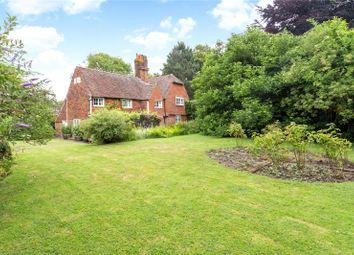 Thumbnail 4 bedroom detached house for sale in Postern Lane, Tonbridge