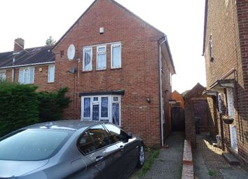 3 bed semi-detached house to rent in Abbey Drive, Luton LU2