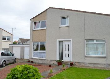 Thumbnail 3 bed semi-detached house for sale in Yarrow Close, Tweedmouth, Berwick Upon Tweed, Northumberland