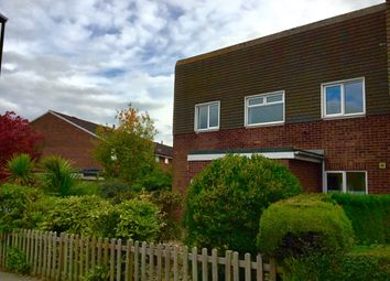 Thumbnail 3 bed end terrace house to rent in Barnfield Drive, Chichester