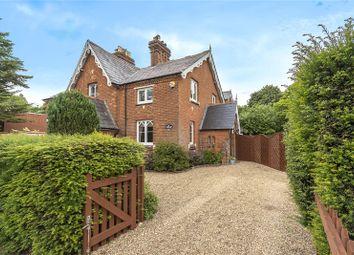 3 bed end terrace house for sale in West Common, Gerrards Cross, Buckinghamshire SL9
