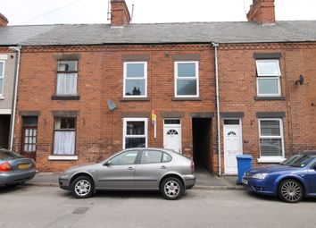 Thumbnail 2 bedroom terraced house to rent in New Street, Chesterfield
