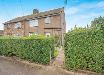 Thumbnail 3 bed semi-detached house for sale in Thoresway Grove, Grimsby
