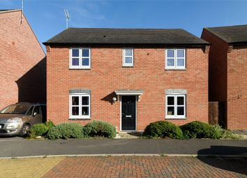 4 bed detached house for sale in Holywell Fields, Hinckley, Leicestershire LE10