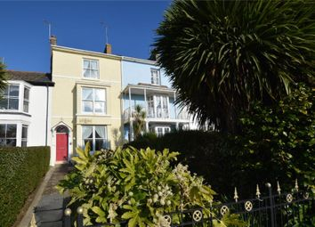 Thumbnail 5 bed terraced house for sale in Regent Terrace, Penzance, Cornwall
