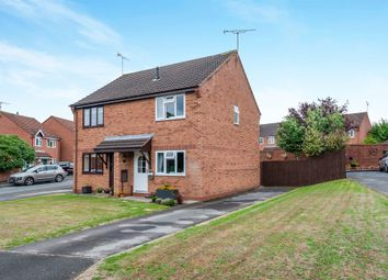 Thumbnail 2 bed semi-detached house for sale in Serin Close, Uttoxeter