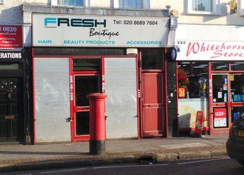 Thumbnail Retail premises to let in Whitehorse Road, Croydon