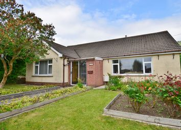 Thumbnail 3 bed detached bungalow for sale in Penrhiw Lane, Machen, Caerphilly
