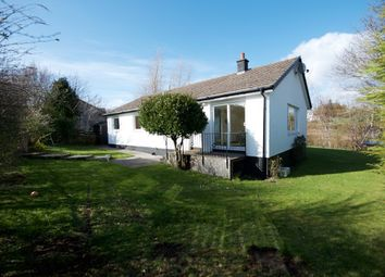 Thumbnail 4 bed detached bungalow for sale in Creagan Park, Erray Road, Tobermory, Isle Of Mull