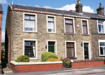 Thumbnail 2 bedroom end terrace house for sale in Longsight, Harwood, Bolton