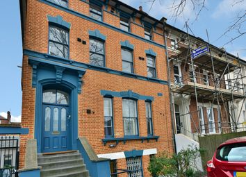 Thumbnail 3 bed flat for sale in Kenninghall Road, Clapton