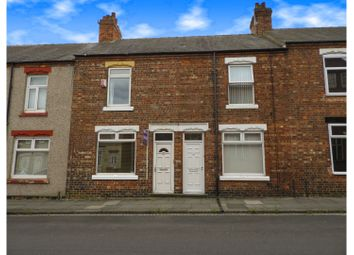 Thumbnail 2 bed terraced house for sale in Eldon Street, Darlington
