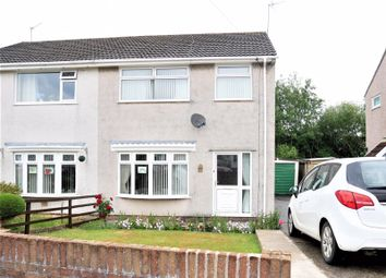 Thumbnail 3 bed semi-detached house for sale in Danybryn, Brynsadler, Pontyclun