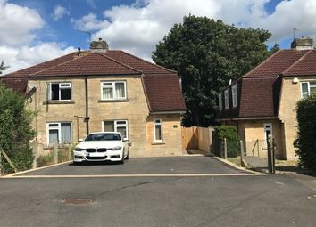 Thumbnail 3 bed property to rent in Haycombe Drive, Bath
