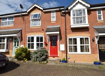 Thumbnail 2 bed terraced house for sale in Aintree Way, Stevenage, Hertfordshire