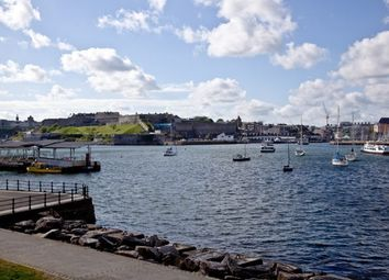 Thumbnail 4 bedroom terraced house to rent in Spinnaker Quay, Mount Batten, Plymouth