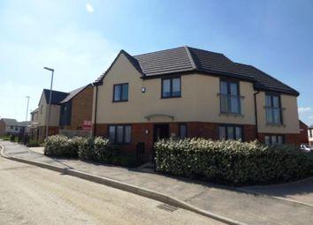 Thumbnail 3 bed semi-detached house for sale in Chamberlain Way, Gunthorpe, Peterborough, Cambridgeshire