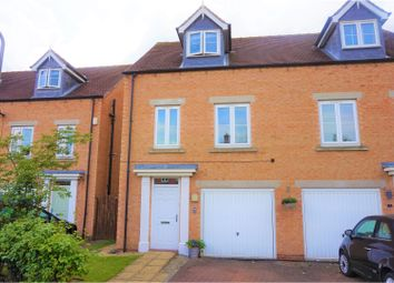 Thumbnail 3 bed semi-detached house for sale in Engelhart Close, Selby