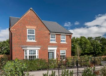 "Thumbnail 4 bed detached house for sale in ""Holden"" at Marden Road, Staplehurst, Tonbridge"