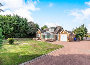 Thumbnail 3 bed detached house for sale in Crookesbroom Lane, Hatfield, Doncaster