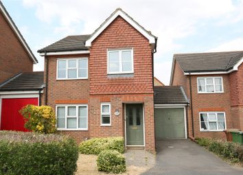 Thumbnail 3 bed link-detached house for sale in Butterfields, Wellingborough