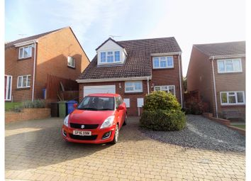Thumbnail 4 bed detached house for sale in Gaze Hill Avenue, Sittingbourne