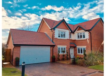 Thumbnail 4 bed detached house for sale in Curtis Close, Tytherington