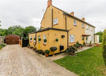 Thumbnail 3 bed semi-detached house for sale in Steward Close, Stuntney, Ely