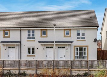 Thumbnail 3 bed end terrace house for sale in 82 Howatston Court, Livingston Village, Livingston