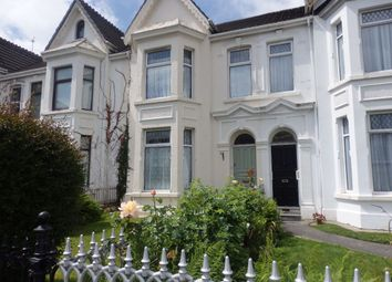 Thumbnail 4 bed terraced house for sale in Queen Victoria Road, Llanelli