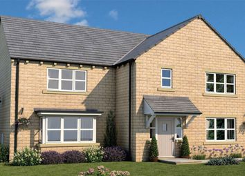 "Thumbnail 4 bedroom property for sale in ""The Gladstone"" at Low Hall Road, Horsforth, Leeds"