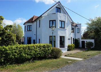 Thumbnail 8 bed detached house for sale in Madeira Road, New Romney