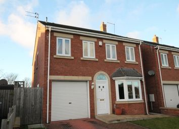 Thumbnail 4 bed detached house for sale in Hartburn Close, Chapel Park, Newcastle Upon Tyne