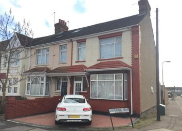 Thumbnail 4 bed semi-detached house for sale in Redmead Road, Hayes