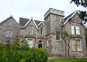 Thumbnail 7 bed detached house for sale in Argyll Road, Dunoon, Argyll