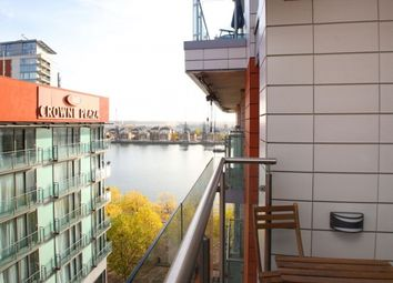 Thumbnail 1 bed flat for sale in The Oxygen, Western Gateway, Royal Victoria