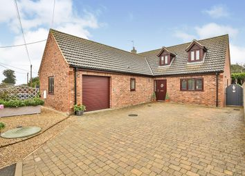 Thumbnail 3 bed detached house for sale in Mill Lane, Swaffham