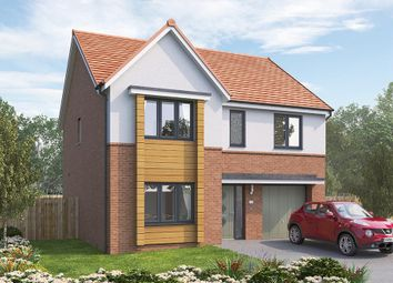 "4 bed detached house for sale in ""The Sudbury"" at Bedford Avenue, Birtley, Chester Le Street DH3"