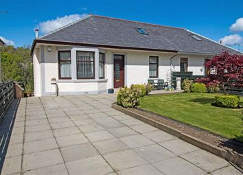 Thumbnail 3 bedroom semi-detached bungalow for sale in Old Inverkip Road, Greenock