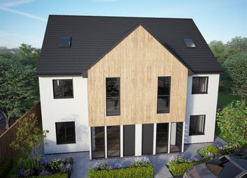 Thumbnail 4 bed semi-detached house for sale in Nash Court Road, Margate