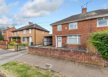 Thumbnail 3 bed semi-detached house for sale in Morrison Drive, Doncaster