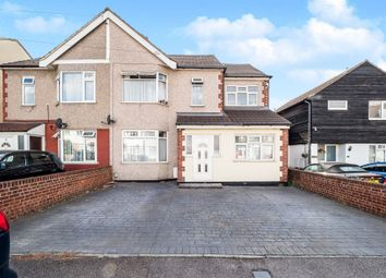 Thumbnail 4 bed end terrace house for sale in Ashwood Avenue, Rainham